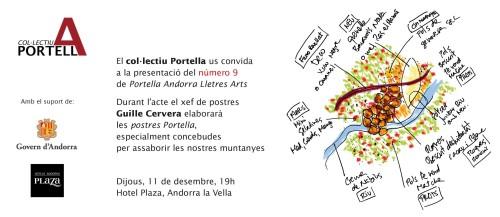 Presentació del novè número de la Revista Portella · Tardor 2014