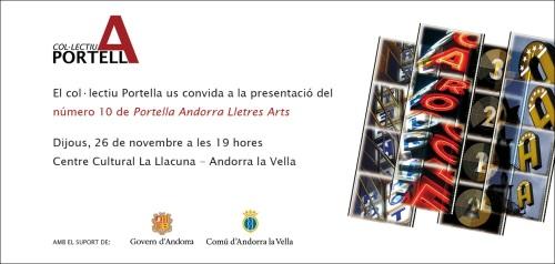 Invitació Portella 10