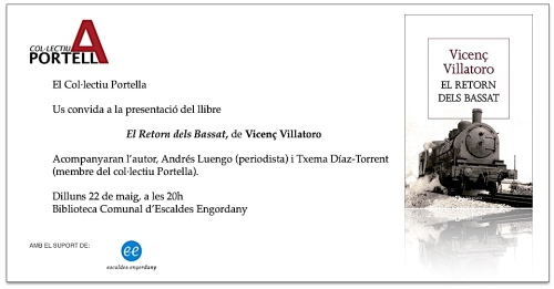 Invitació Villatoro maig 2017