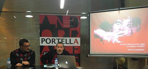 Bru Noya i Paco Camarasa_PORTELLA